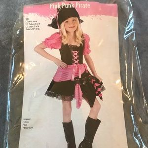Other - Girls pirate costume